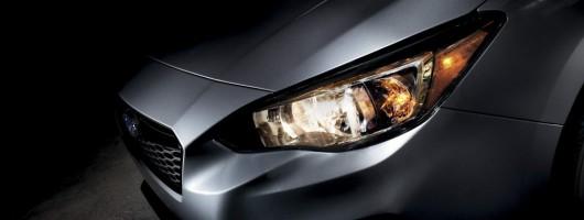 Subaru Impreza to have New York debut. Image by Subaru.
