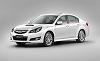 2010 Subaru Legacy. Image by Subaru.