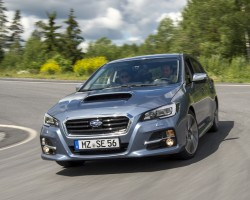 Subaru Levorg coming to UK. Image by Subaru.