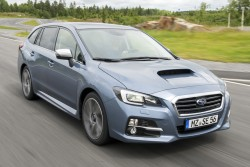 2015 Subaru Levorg. Image by Subaru.