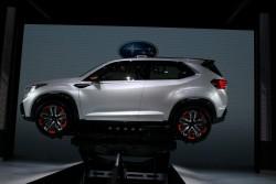 2015 Subaru Viziv concept. Image by Subaru.