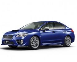 2015 Subaru WRX S4. Image by Subaru.