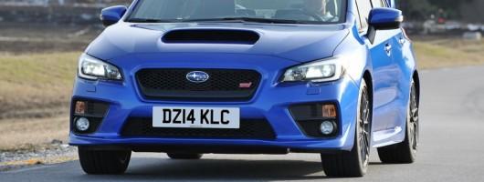 Subaru WRX STI to take on the TT circuit again. Image by Subaru.