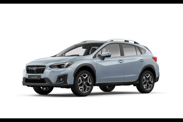Subaru XV debuts in Geneva. Image by Subaru.