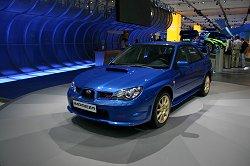 2005 Subaru Impreza. Image by Shane O' Donoghue.