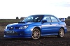 2007 Subaru Impreza GB270. Image by James Jenkins.