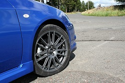 2008 Subaru Impreza WRX-S. Image by Alisdair Suttie.