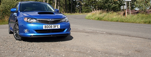 WRX-S marks the spot. Image by Alisdair Suttie.