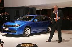 2008 Subaru Impreza WRX STI. Image by Syd Wall.