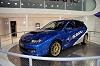 2008 Subaru Impreza WRX STI 380S concept. Image by Newspress.