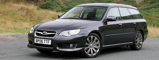 Subaru Legacy range receives major update. Image by Subaru.