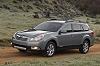 2009 Subaru Outback.