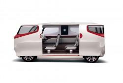 2015 Suzuki Air Traiser concept. Image by Suzuki.