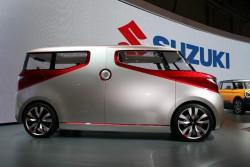 2015 Suzuki Air Triser. Image by Newspress.