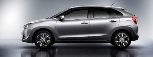 Suzuki Baleno makes a comeback. Image by Suzuki.