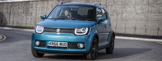 first drive suzuki ignis hybrid car reviews by car enthusiast. Black Bedroom Furniture Sets. Home Design Ideas