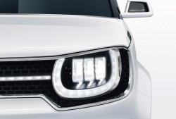 2015 Suzuki iM-4 concept. Image by Suzuki.