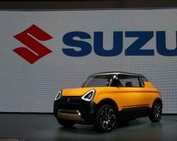 2015 Suzuki Mighty Deck concept. Image by Newspress.
