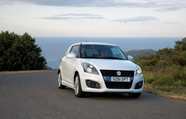 Week at the wheel: Suzuki Swift Sport. Image by Suzuki.