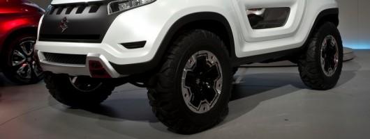 Tokyo 2013: very cool Suzuki concept. Image by Headlineauto.