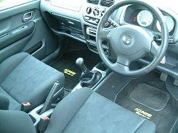 2004 Suzuki Ignis Sport. Image by Shane O' Donoghue.