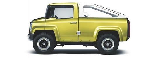 Suzuki shows off its own Tokyo concepts. Image by Suzuki.