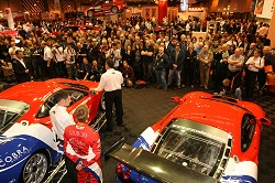 2008 Autosport International. Image by Syd Wall.