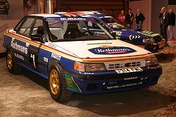 2008 Autosport International. Image by Syd Wall.
