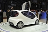 Geneva Motor Show 2011: Tata Pixel concept. Image by Newspress.