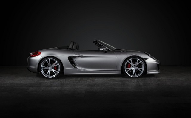 Techart packages for the Porsche Boxster. Image by TechArt.