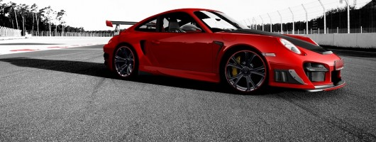 Most powerful TechArt ever, the GTStreet RS. Image by TechArt.