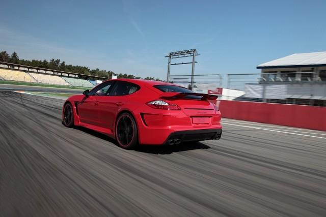 TechArt unleashes 600bhp Porsches. Image by TechArt.
