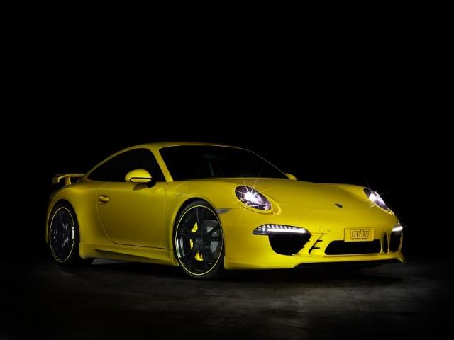 TechArt Porsche 911 for Geneva Show. Image by TechArt.