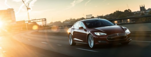 Tesla goes right-hand drive. Image by Tesla.