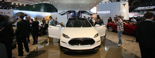 Tesla comes good. Image by Newspress.