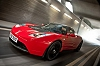 Tesla unveils right-hand drive Roadster. Image by Tesla.