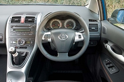 2010 Toyota Auris. Image by Toyota.