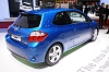 2010 Toyota Auris. Image by headlineauto.