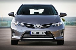 2013 Toyota Auris. Image by Toyota.
