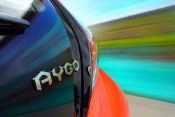 2014 Toyota Aygo. Image by Toyota.