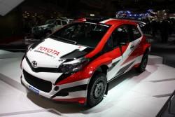 2016 Toyota Aygo WRC. Image by Newspress.