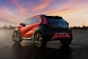 Next Toyota Aygo will be a crossover. Image by Toyota.