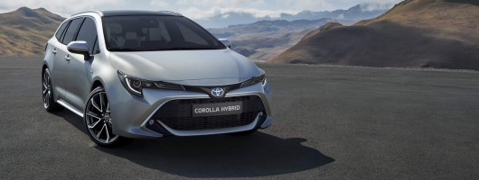 Touring Sports joins Toyota Corolla family. Image by Toyota.