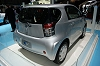 2011 Toyota EV concept. Image by Headlineauto.