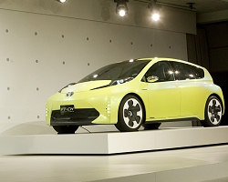 2010 Toyota FT-CH concept. Image by Toyota.