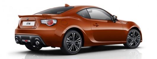 Toyota announces Australian GT 86 race series. Image by Toyota.