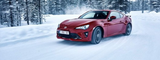 First drive: 2017MY Toyota GT86. Image by Toyota.