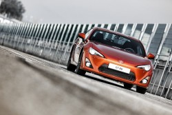 2012 Toyota GT 86. Image by Toyota.