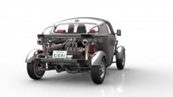 2015 Toyota Kikai concept. Image by Toyota.