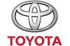 Toyota takes top sales spot. Image by Toyota.
